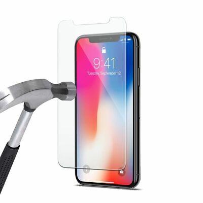 Vitre Film protection écran verre Trempé Pour iPhone 8/7/6/6S/Plus/5/X/XR/XS/MAX 7