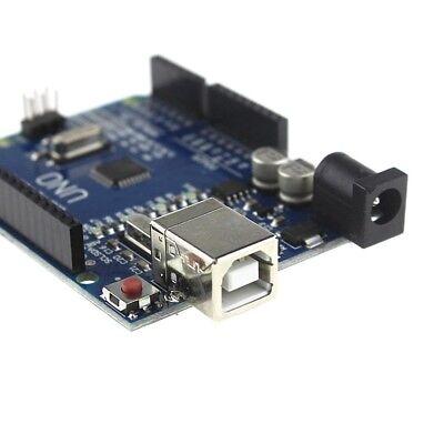 For Arduino UNO R3 ATmega328P CH340G Development Board  USB Cable 6