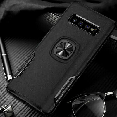 For Samsung Note 10 Plus S10 S9 S8 Note9 Case Heavy Duty Hybrid Rubber TPU Cover 12