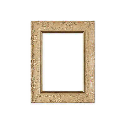 WIDE Ornate Shabby Chic Antique swept Picture photo frame Gold /SILVER  /MUSE 10