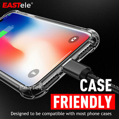 EASTele HYDROGEL AQUA FLEX Screen Protector Apple iPhone XS Max XR X 8 7 6s Plus 9