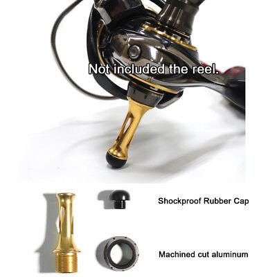 TAKEN KOREA SS Reel Handle Aluminum Knob I Shape 2BB Type For Daiwa Shimano