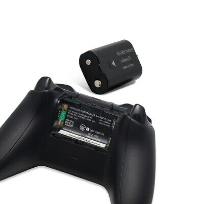 For Xbox One Controller 8x Rechargeable Battery Pack +Charger Charging Dock Kits 8