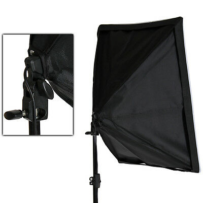 Boite Lumière Softbox pour Flash Studio Photo Video Kit 4