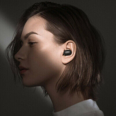 Wireless Bluetooth Headphones TWS Earbuds Earphones Mic for Xiaomi Redmi Airdots 6