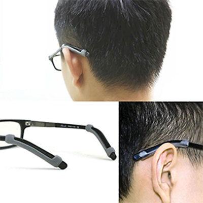 abf9c4fe8929 ... Silicone Glasses Temple Hook Tip Eyeglasses Ear Grip Anti Slip Holder  Spectacle 12