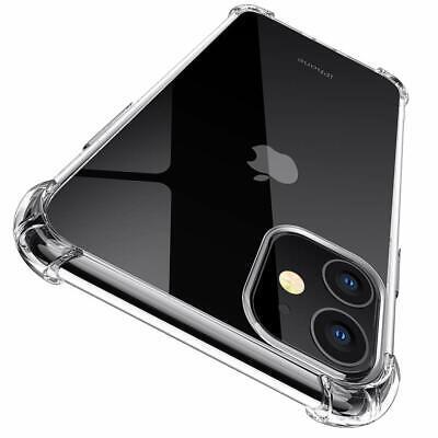 AntiChoc Coque + Verre Trempé iPhone 11 Pro MAX/XS/XR 6S/7/8 Gel Case Protection 4