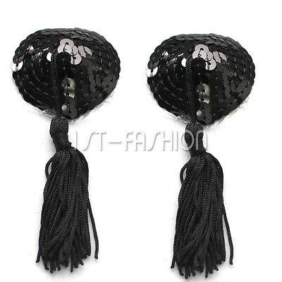 Damen Body BH Harness Kette Sets Chain Leder-harness Gürtel Bondageset Kleidung 2
