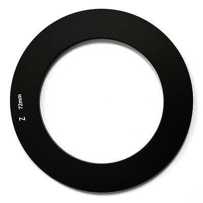 Zomei 100mm Square Filter Holder Support+72mm Ring for Lee 4X4 4X5 for Camera