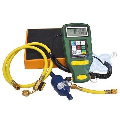 3S BILANCIA PROGRAMMABILE wireless KG 100 PER RICARICHE GAS REFRIGERANTE WK-R100