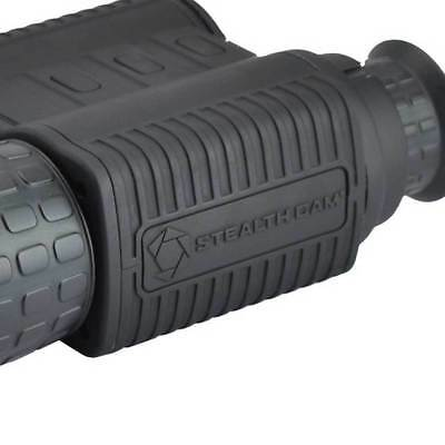 2606 Stealth Cam 9x Zoom Night Vision 400 Ft Sight Monocular STC-NVM-K 3