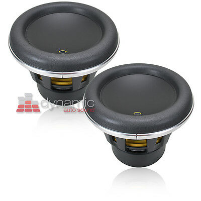 two 2 jl audio 12w7 anniversary edition w7 car 12 subwoofers rh picclick com JL Audio 6.5 Speakers JL Audio 12In Subwoofer 500W