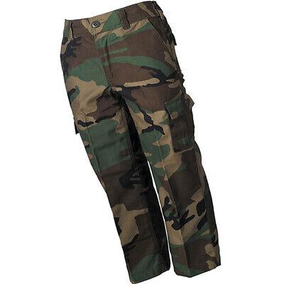 Kidswear US BDU Kinderhose lang Cargo Tarnhose camouflage Feldhose 110 bis 170 4