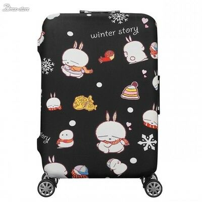 Luggage Protective Cover Suitcase Protect Dust Bag Case Child Cartoon 19-32 inch 5