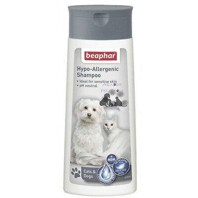 Beaphar Shampoo Anti Allergy Hypo-Allergenic MSM Cell Protection System Dog Cat 3