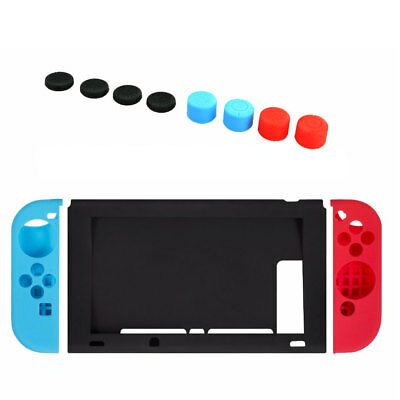 Silicone Case Cover Protective Cap for Nintendo Switch Gamepad Joysticks Console 5