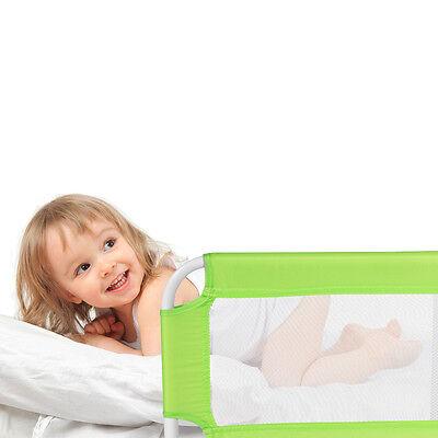 Kinderbettgitter Bettschutzgitter Kinder Bettgitter Gitter Kinderbett 102cm NEU