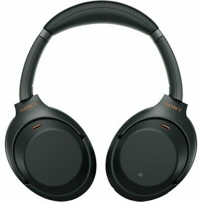 Sony WH1000XM3 Wireless Noise Cancelling Bluetooth On Ear Headphones - Black 4