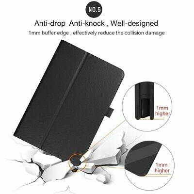 """Case For Samsung Galaxy Tab A 10.1"""" 2019 SM-T510/T515 Tablet Leather Stand Cover 8"""