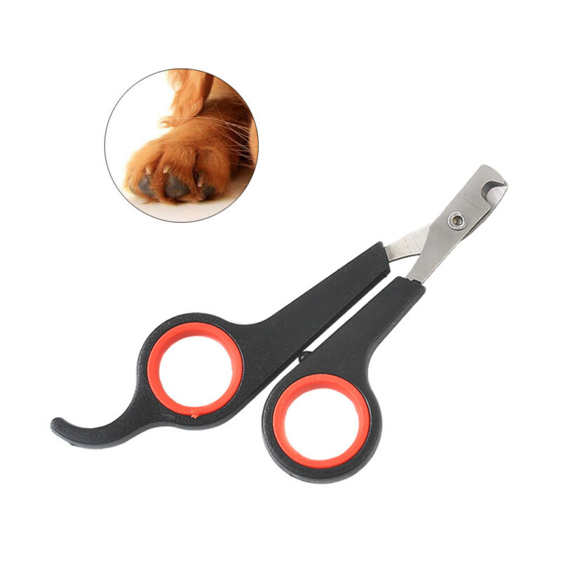 Puppy Nail Clippers Claw Cutters PET DOG CAT RABBIT Animal Scissors Trimmers 7