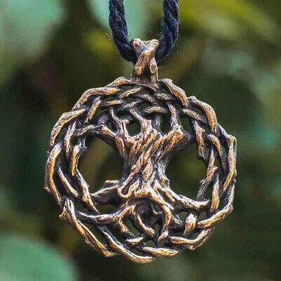 Men Nordic Viking Mjolnir Pendant Leather Cord Myth Thor's Hammer Norse Necklace 6