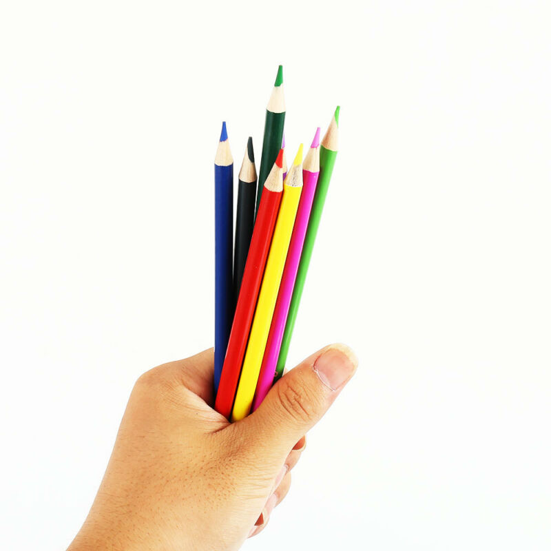 160 x Pro Colouring Pencil Set Drawing Artist Kids Colour Therapy In Tin UK 12