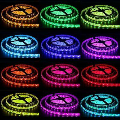 5M 10M 15M 20M 12V 3528 5050 5630 LED Flexible Strip Light Warm White Tape 10