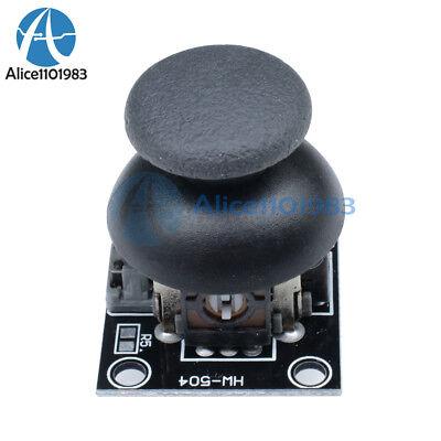2PCS 5Pin JoyStick Breakout Module Shield PS2 Joystick Game Controller AL 4