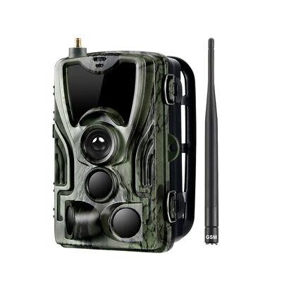 1080P Caméra de Chasse Caméra de Surveillance IR HD Nuit Vision GSM/MMS/SMTP/SMS 12