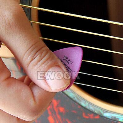 6X / 12X Jim Dunlop Tortex Standard Plectrums Mixed Pro Gauges Guitar Picks AU 12