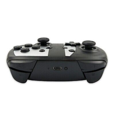 For Nintendo Switch Pro Controller Super Smash Bros Ultimate Edition Gamepad New 6