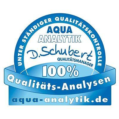 (17,99€/l) AQUASAN Bio-Fit Aquarium Regulator 1000 ml natürlich, Mikroorganismen 2