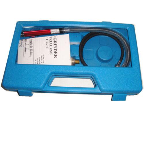 16 Pcs Set Air Micro Die Grinder Mini Pencil Polishing Rotating Cutting Kit AU 12