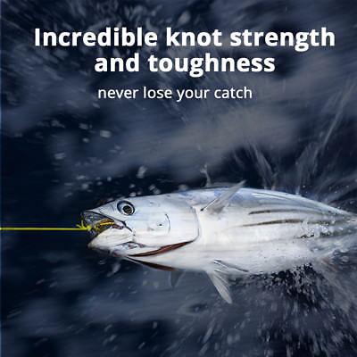 KastKing 137M-1000M 8LB-150LB 100% Super Dyneema PE Spectra Braided Fishing Line 5
