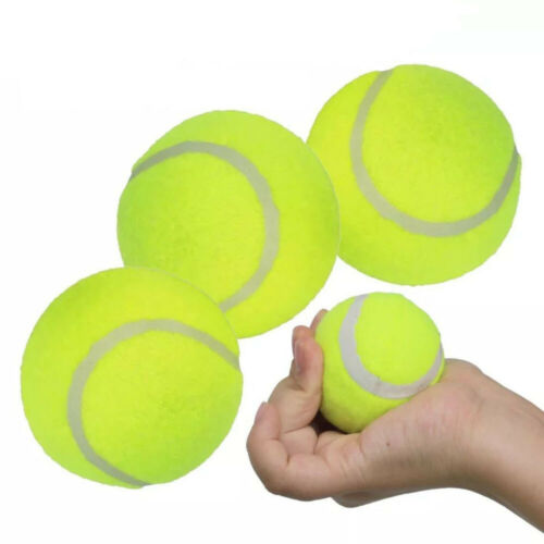 Big Giant Pet Dog Puppy Tennis Ball Chew Toy Thrower Chucker Launcher Toy 11
