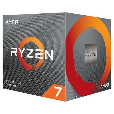 NEW AMD Ryzen 3 5 7 9 3600 3700X 3800X 3900X AM4 Desktop Computer CPU Processor 5