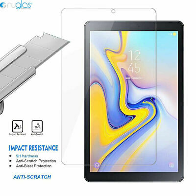"Genuine Nuglas Tempered Glass Screen Protector for Samsung Galaxy Tab A 8.0""2018 3"