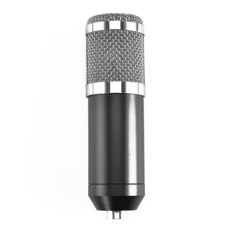 NW-800 Studio Condenser Microphone Mic Sound Recording Kit with Shock Mount UK 6