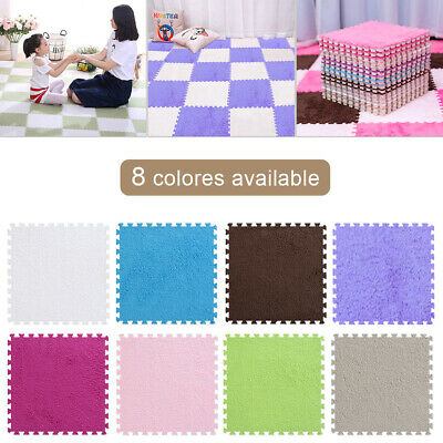 Kid Playmat Baby Crawling Mat Soft EVA Foam Playroom Flooring Tile Soft carpet 2