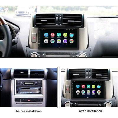 """7 """"Android 8.1 AUTORADIO con navegación GPS NAVI BLUETOOTH WIFI DOBLE 2 DIN MP3 4"""