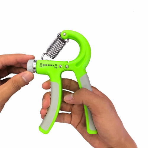 1x Adjustable Hand Grip Fitness Pinch Meter Portable Hand Expander Gripper Tools 7