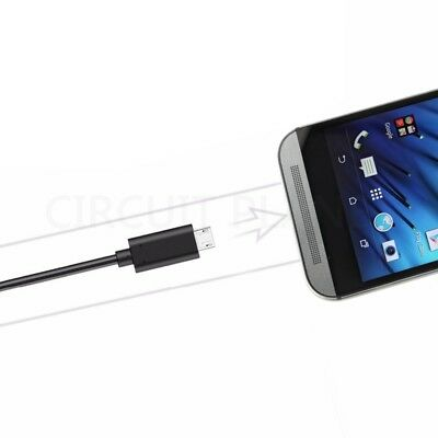 Long Micro USB Cable, 1M 2M 3M High Speed Data Sync Fast Charger Charging Lead 7