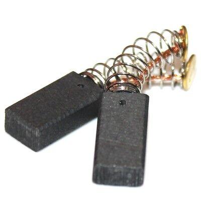 Kohlebürsten Kohlen für Bosch Exenterschleifer 5x8x15 GEX 150 AC / 3107 DVS 2
