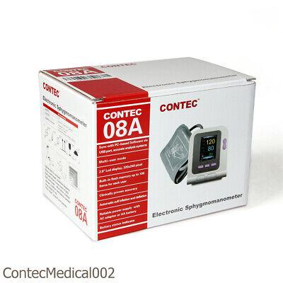 FDA Digital Blood Pressure Monitor Veterinary NIBP SPO2 Pulse Rate Oximeter + SW 2