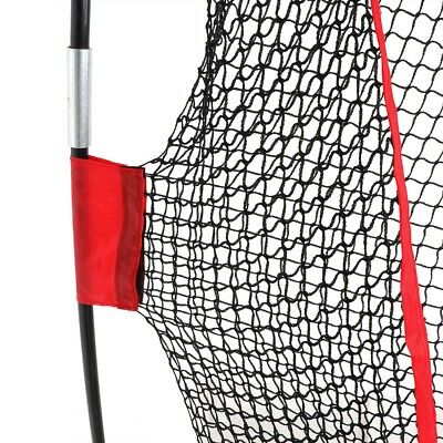 10 x 7FT Portable Golf Hitting Practice Net Driving Training Aids w/ Carry Bag 11