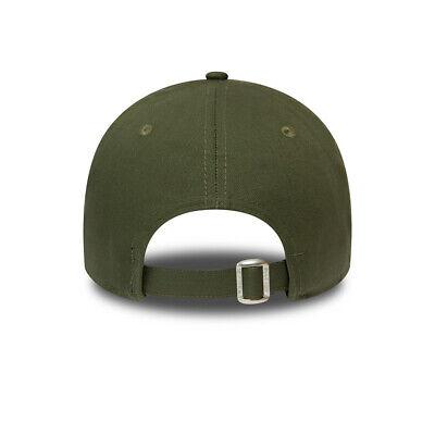 New Era New York Yankees Baseball Cap.9Forty Mlb Camo Green Strapback Hat S20 7 4