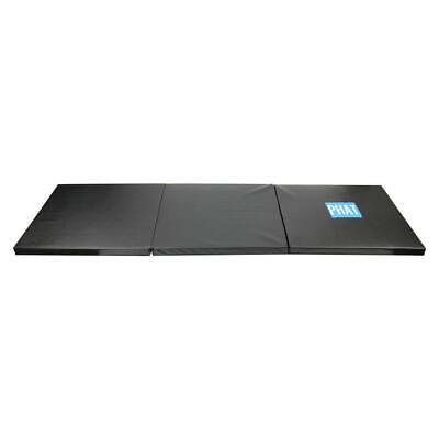 PHAT® 3-panel Folding Gymnastics Mat Thick Gym Fitness Exercise Yoga Tumbling 7