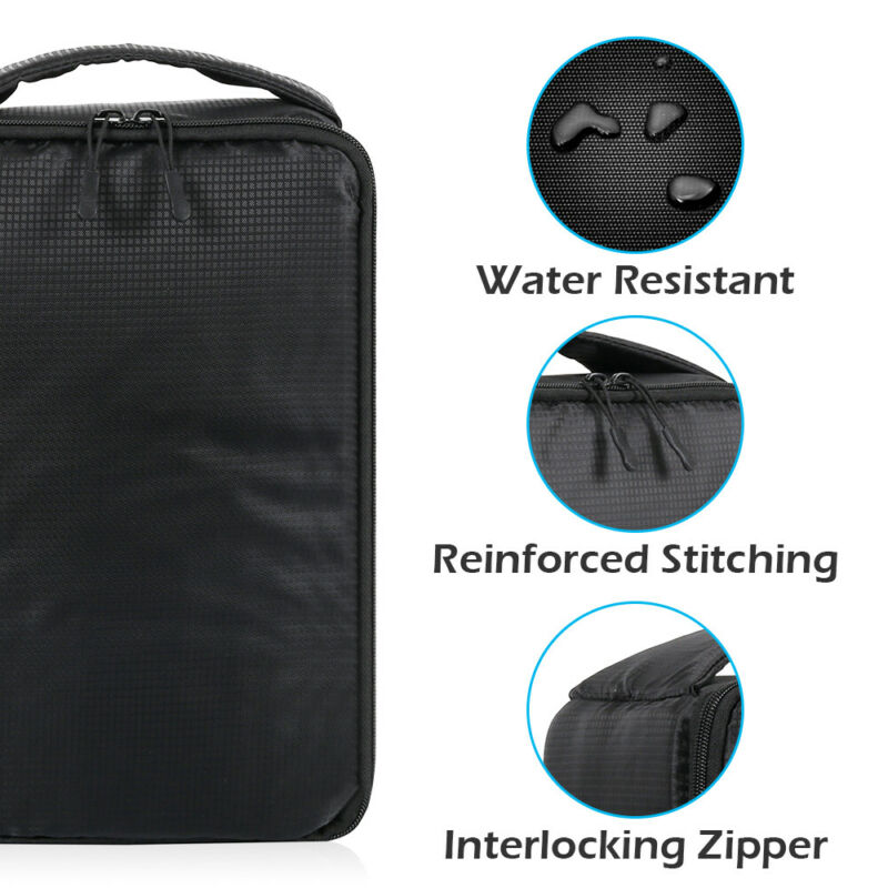 Camera DSLR Bag Backpack SLR Shoulder Soft Case Waterproof for Canon Nikon Sony 6