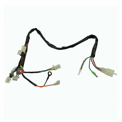 For YAMAHA PW50 REPLACEMENT AFTERMARKET WIRE WIRING HARNESS ASSEMBLY NEW 3
