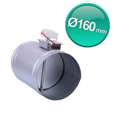 3S CANALIZZA.ZONE Plenum motorizzato per ripartizione aria a zone Ø 160 mm Wi-Fi 2